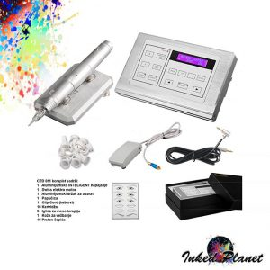 Derma Pen & Permanent Make Up Machine 2 in 1 CTD 001