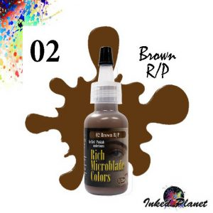 02 Brown R/P 15ml