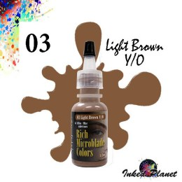 03 Light Brown Y/O 15ml