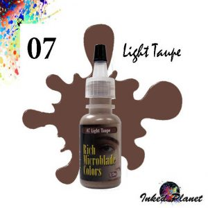 07 Light Taupe 15ml