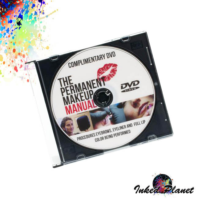 DVD Permanent Makeup
