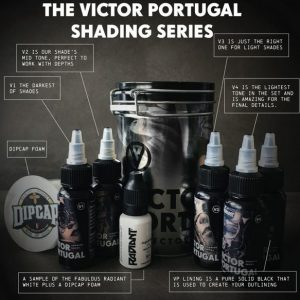 Viktor Portugal Shading Set