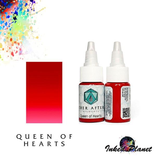 17 Queen of Hearts