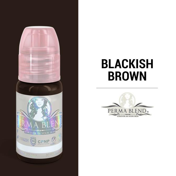 Blackish Brown