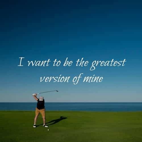 isnpirational golf quote