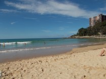 A calm day on Manly beach!