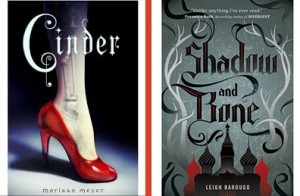 Ink Feather Podcast Throwback: Interview with Leigh Bardugo and Marissa Meyer!
