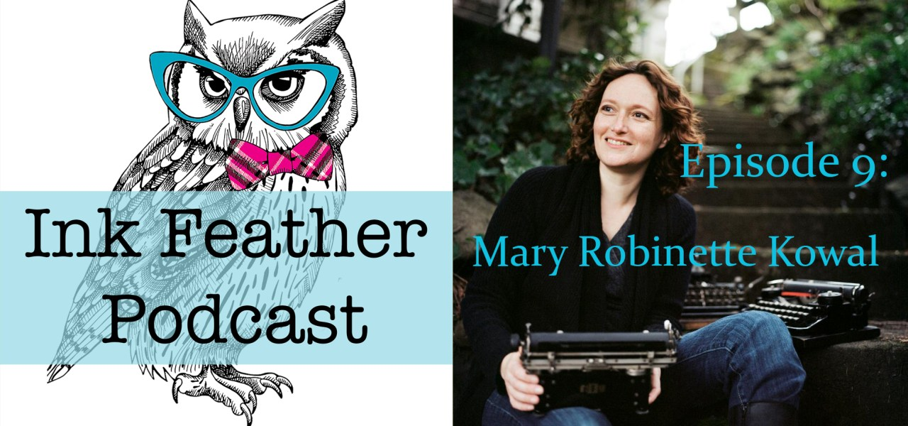 Podcast Episode 9: interview with Mary Robinette Kowal