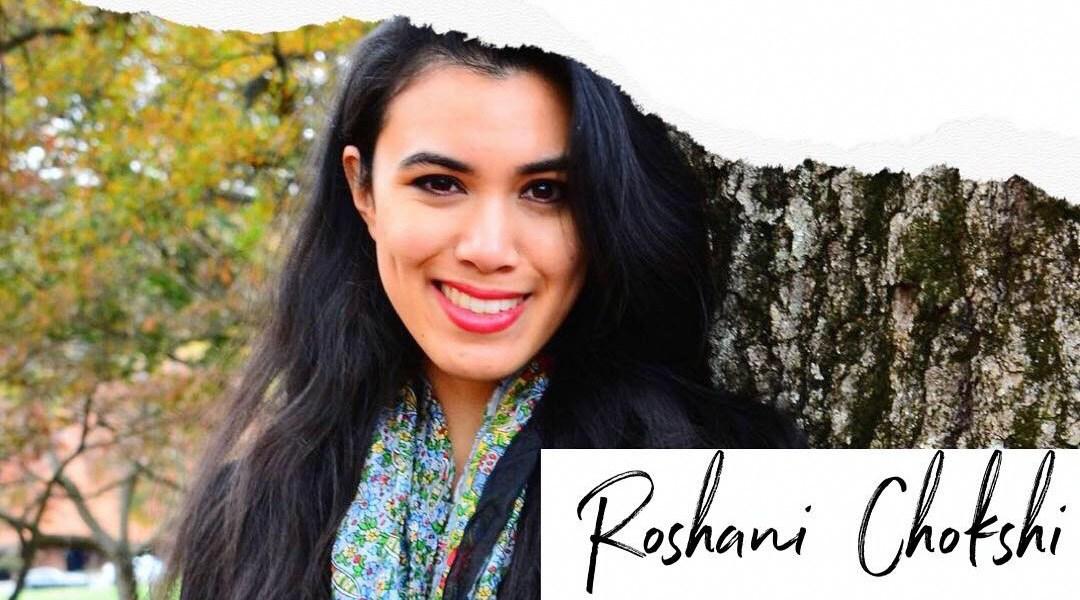 Podcast episode 29: Roshani Chokshi on writing middle grade, creative balance, and proving yourself