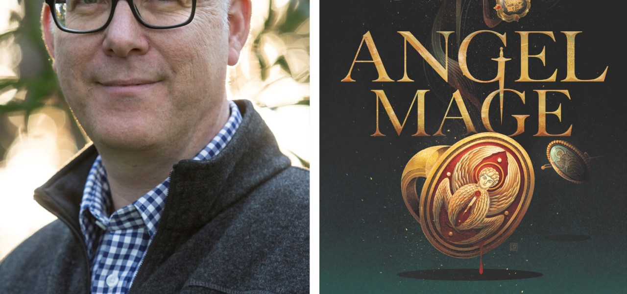 Podcast Episode 33: Garth Nix on Angel magic, equality, and drawing inspiration from curiosity