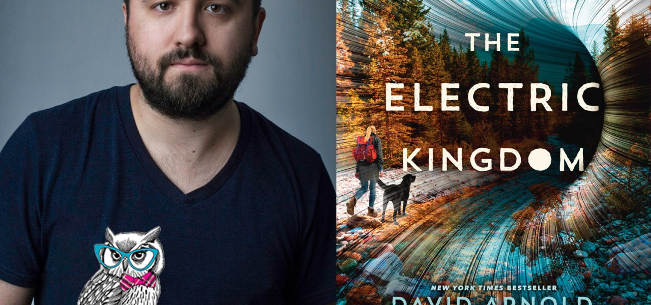 Podcast episode 52- David Arnold on art, life and love in a post-apocalyptic world