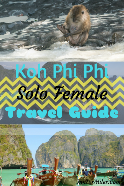 Koh Phi Phi Solo Female Travel