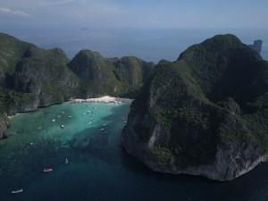 koh phi phi solo travel