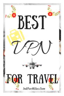 best vpn for travelers