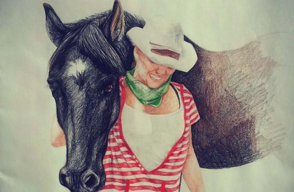 Meagan's Horse