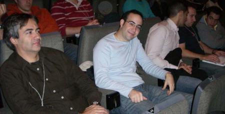 FelipeRM en el Congreso de Webmasters