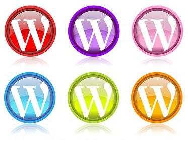 Iconos WordPress