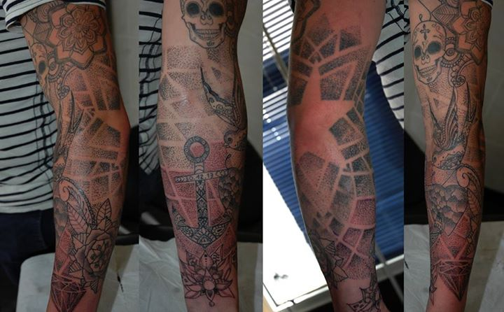 Ethnic Tatouage Inkin