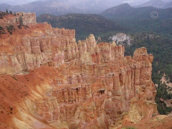 Rainbow Point, Bryce Canyon (Photo by D. R. J.)