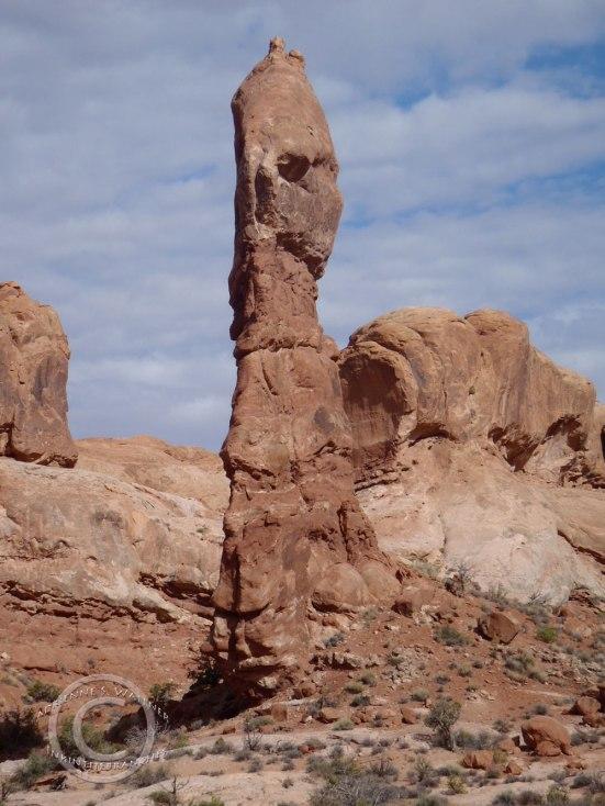 Arches National Park, UT (Photo by D.R.J.)