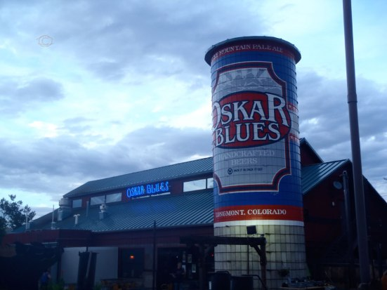 Oskar Blues Brewery, Longmont CO