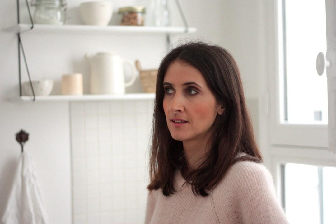Portrait cuisine Audrey Borrego