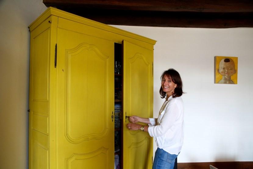 Marion armoire à linge