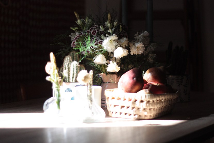 Nature morte chez Elisa Gallois