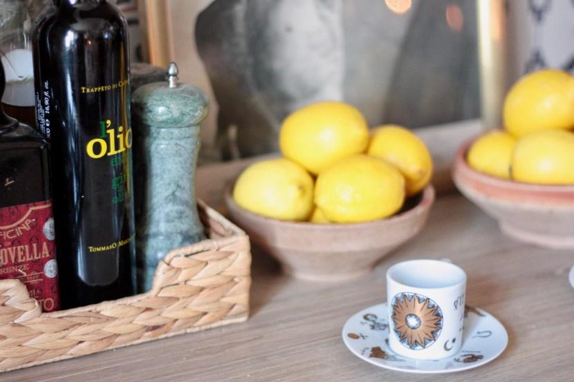 Service café italien