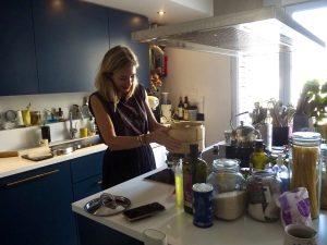 Adèle cuisine