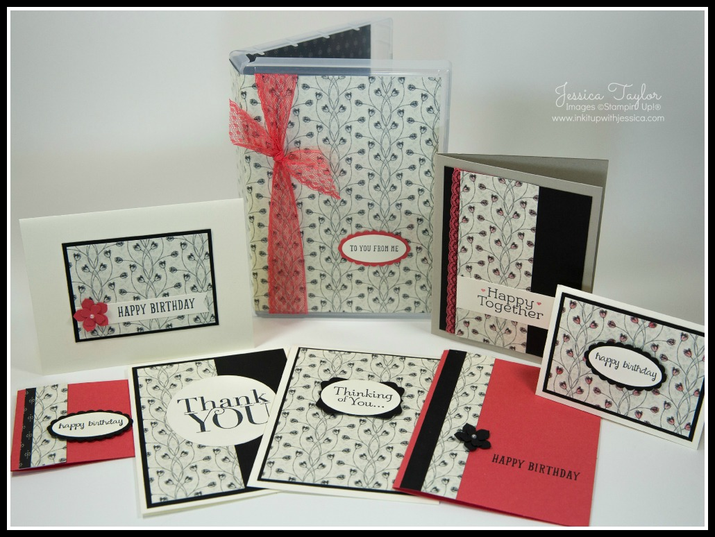A Set Of Handmade Cards Makes A Great Gift Ink It Up