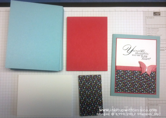 Tips For Mass Producing Handmade Cards Ink It Up With