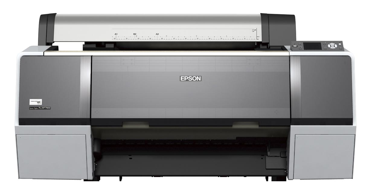 How to perfectly repair an Epson 4900, 7900, 9900 printer