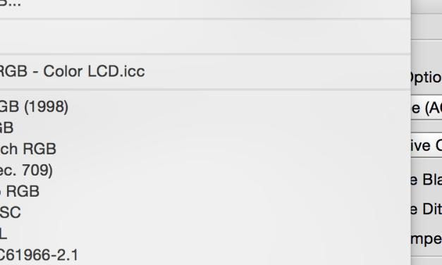 Adobe RGB Default