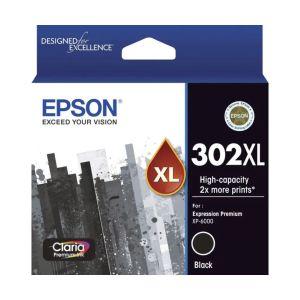Epson 302xl Black
