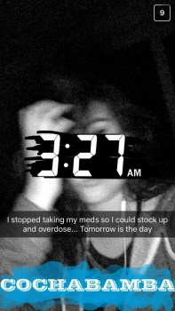 Snap Thoughts INKLINE The Artidote