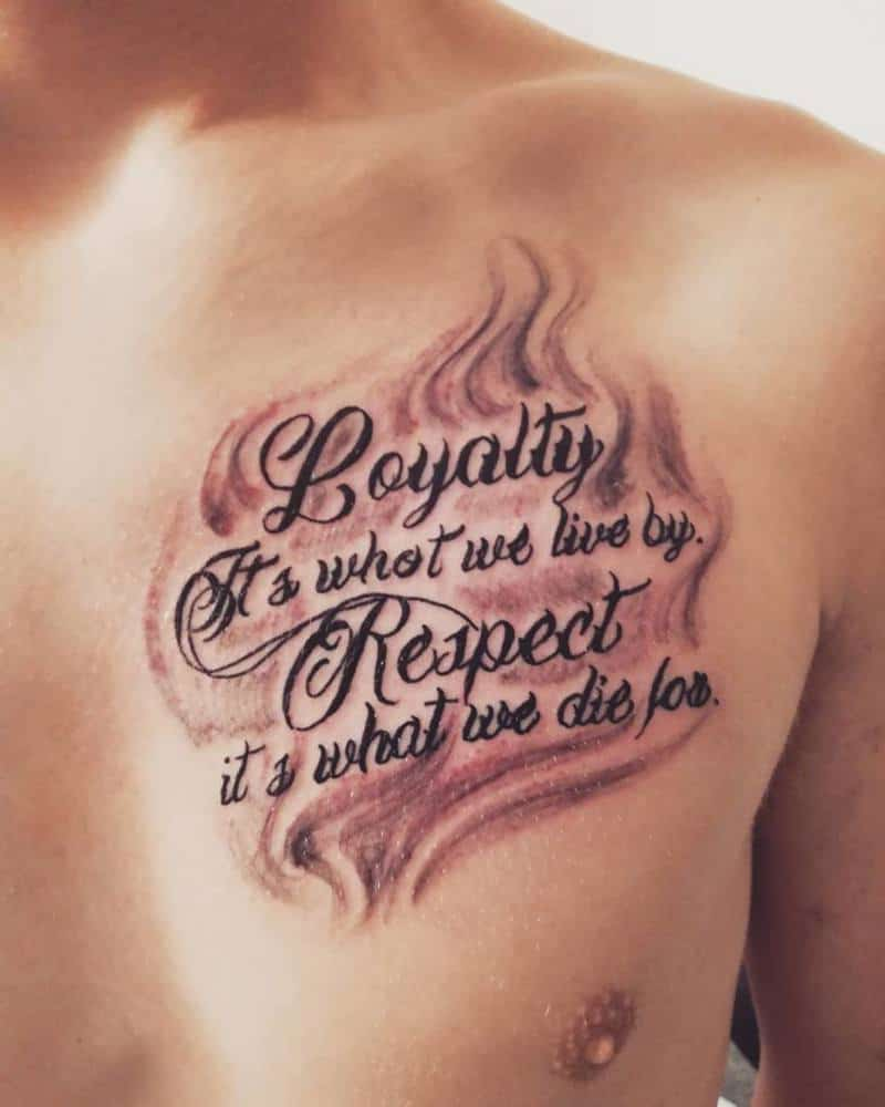 155 Incredible Loyalty Tattoos That Will Send The Perfect