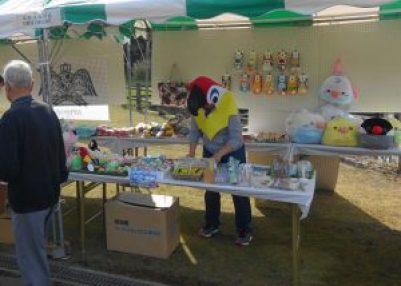 ジャパンバードフェスティバルでのBIRDMOREの出店