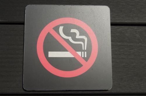 タバコは小鳥には絶対にダメ・NG