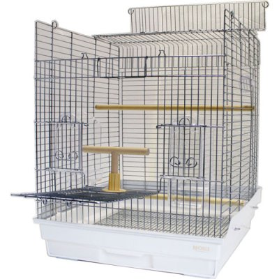 HOEIのステンレスケージはインコやオウムに安全なケージ