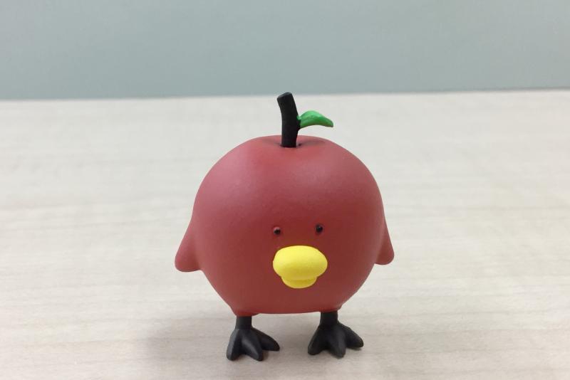 最後になんとか入手できたトリピカルズ2のりんご