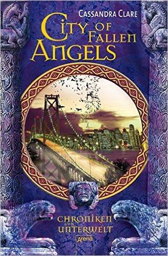 Clare_Chroniken der Schattenjäger_4_City of Fallen Angels