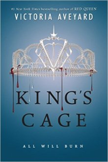 Aveyard_Red Queen_3_King's Cage