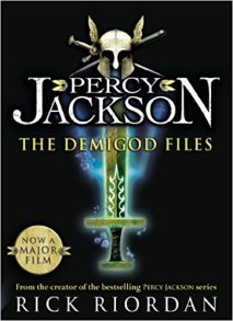 Riordan_Percy Jackson_The Demigod Files