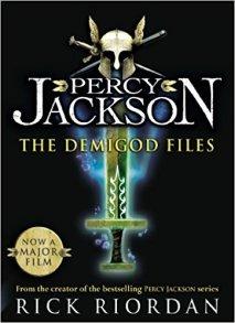 Riordan_Percy Jackson_The Demigod Files