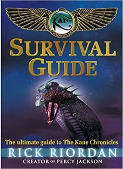 Riordan_Survival Guide_Kane Chroniken