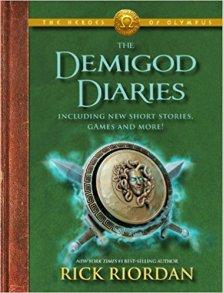 Riordan_The Demigod Diaries