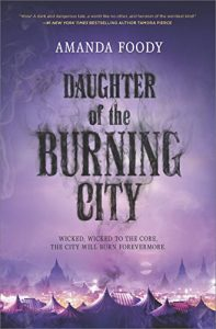 Foody_Daughter of the Burning City