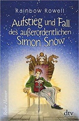 Rowell_Aufstieg und Fall des außerordentlichen Simon Snow