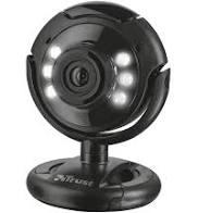 Webcam 1280x1024 USB 2.0 Spotlight Pro Trust